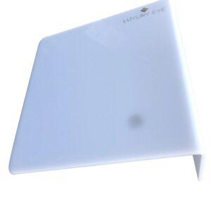 Tablette aimantée pour oreiller ergonomique