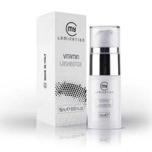 Lash Botox Vitamine