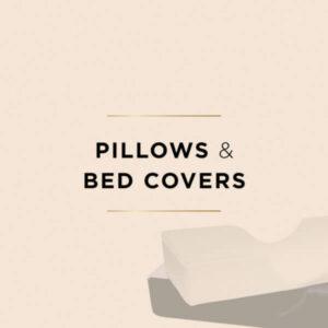 Lash pillow et housses