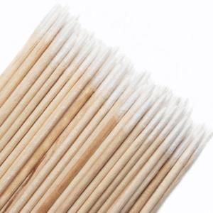 Ecouvillons coton-tige jetable