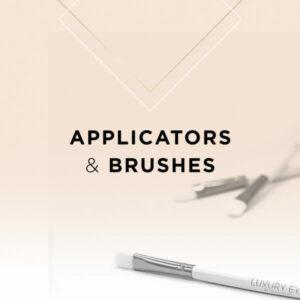 Brosses et applicateurs
