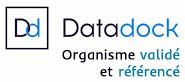 Organisme validé et référencé par Datadock